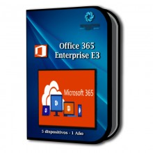 Office 365 Enterprise - 5 Users - 1 year