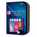 Licencia Office 2019 Pro Plus + USB DRIVE