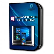 Windows 10 Pro + USB