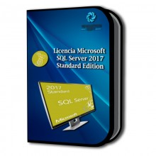 copy of Microsoft SQL Server 2017 Standard License