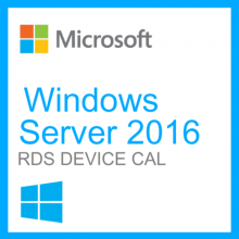 Windows Server 2016 Remote Desktop Services Device connections (50)