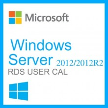 Windows Server 2012 / 2012 R2 Remote Desktop Services - 50 User CAL