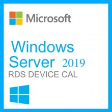 Windows Server 2019 Remote Desktop Services Device connections (50)