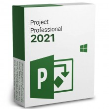 MS Project Professional 2021 Online activation Key