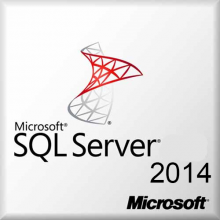 MS SQL Server 2014 Standard - 24 cores - unlimited users - Online Activation Key
