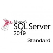 MS SQL Server 2019 Standard - 24 cores - unlimited users - Online Activation Key