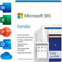 Office 365 Familia