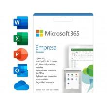 Microsoft 365 Business Standard - subscription license (1 year) - 5 PCs/MAC
