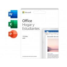 Microsoft Office Hogar y Estudiantes 2019 - licencia - 1 PC