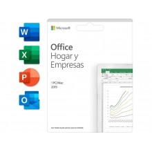 Microsoft Office Hogar y Empresas 2019 - licencia - 1 PC / Mac