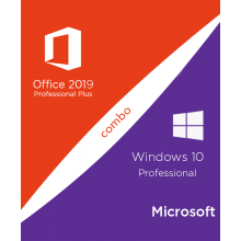 Windows 10 Pro + Office 2019