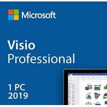MS Visio Professional 2019 Online Activation Key