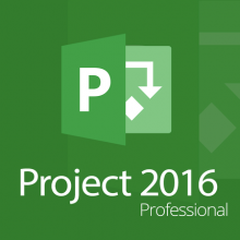 MS Project Professional 2016 Online activation Key
